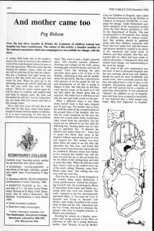 Peg Belson article